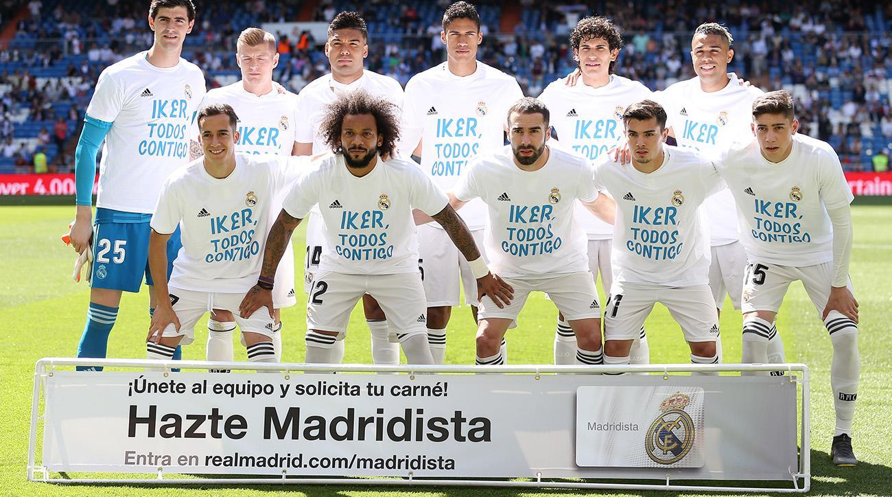 8af161e31 Iker Casillas heart attack  Real Madrid sends support to club legend ...