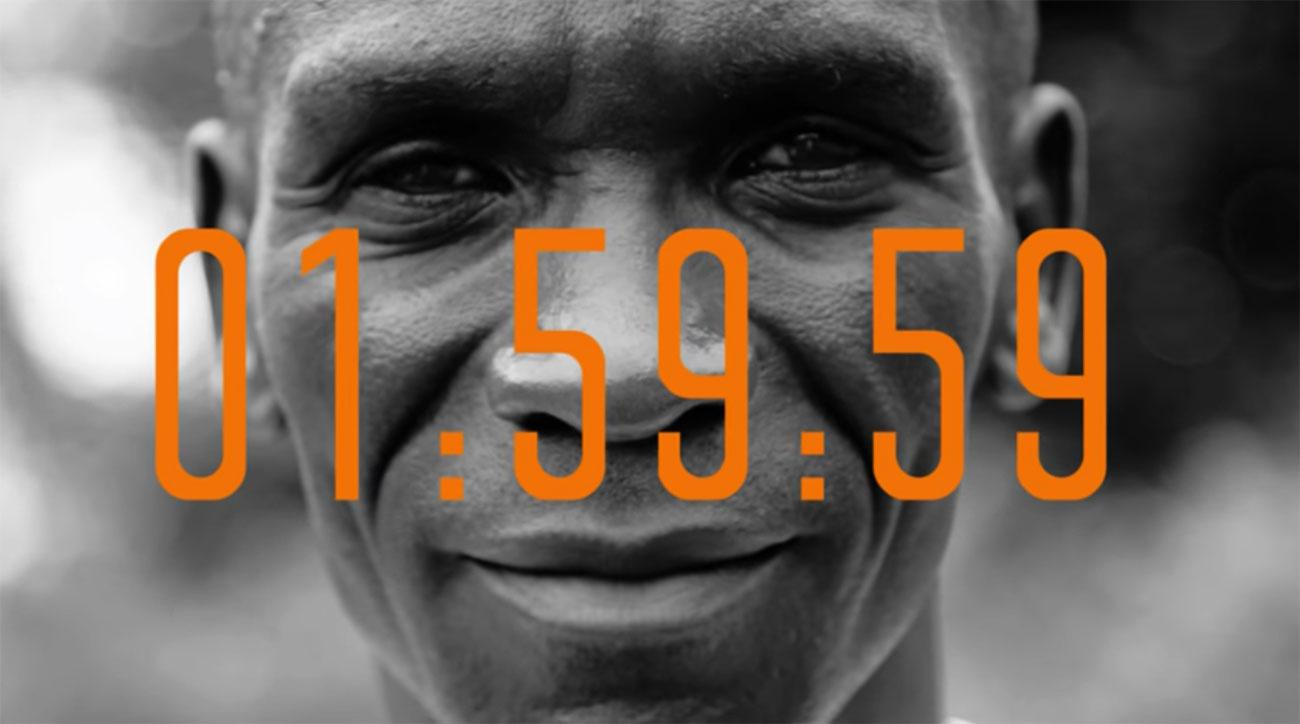 Eliud Kipchoge Plans To Break Two-hour Marathon In October