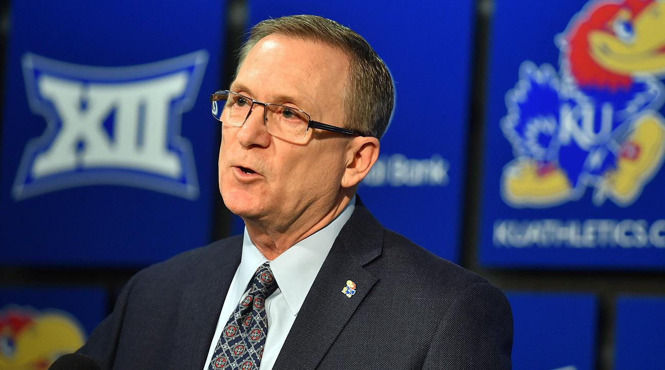 NCAA scholarship rules: Jeff Long, Kansas seek initial counter change