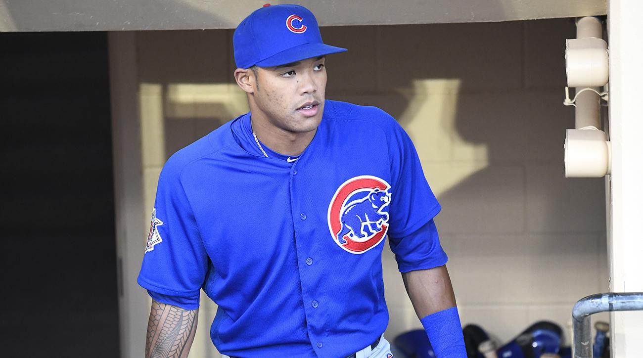 Cubs, addison russell, Marlins, chicago cubs, Miami Marlins, addison russell suspension, Addison Russell return