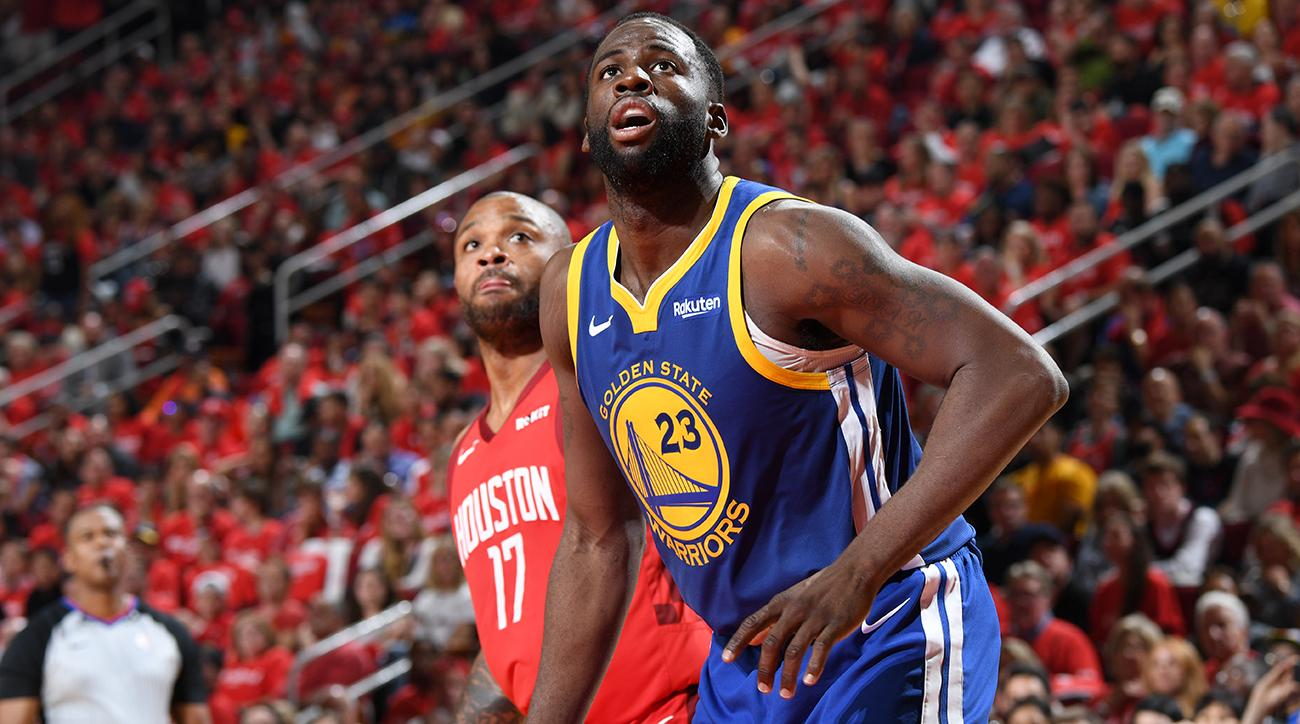 Western Conference Semifinals - Golden State Warriors v Houston Rockets