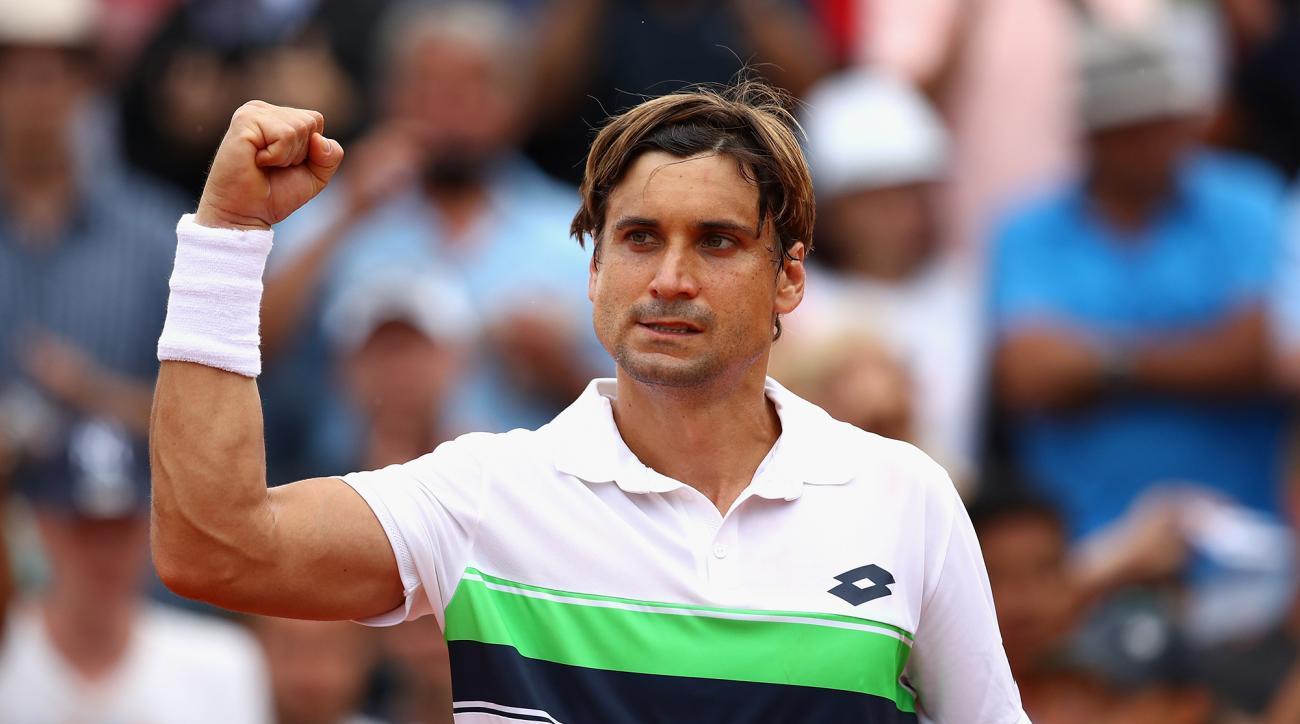 David Fererer retirement madrid open tennis mailbag
