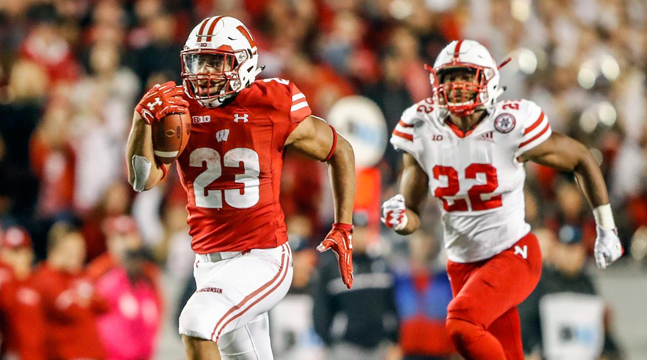 Jonathan Taylor: Wisconsin Badgers RB joins track and field team