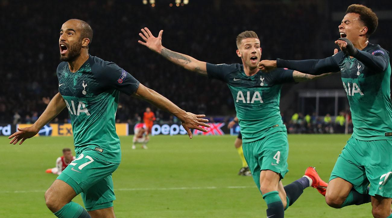 Tottenham's Stunning UCL Comeback Win vs. Ajax Sent Twitter Into a Frenzy