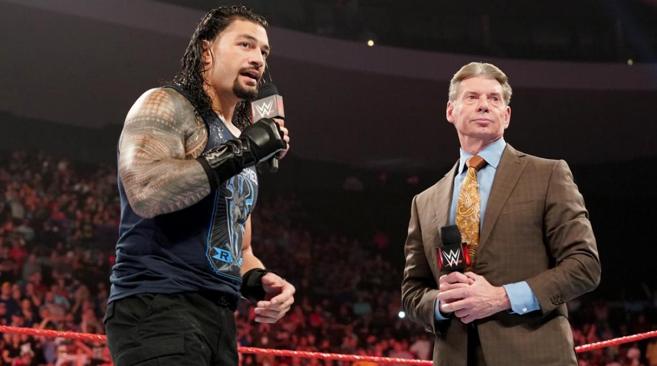 WWE wrestling news: Advice Roman Reigns got from Vince McMahon