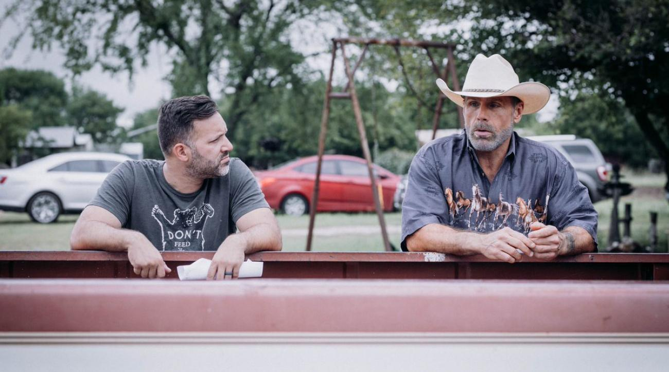 Shawn Michaels: Review of movie '90 Feet  From Home'