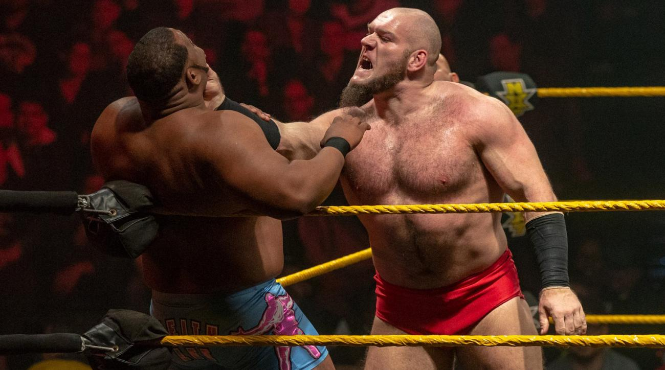Big E Comments On Racist Remarks Allegedly Made By Lars Sullivan