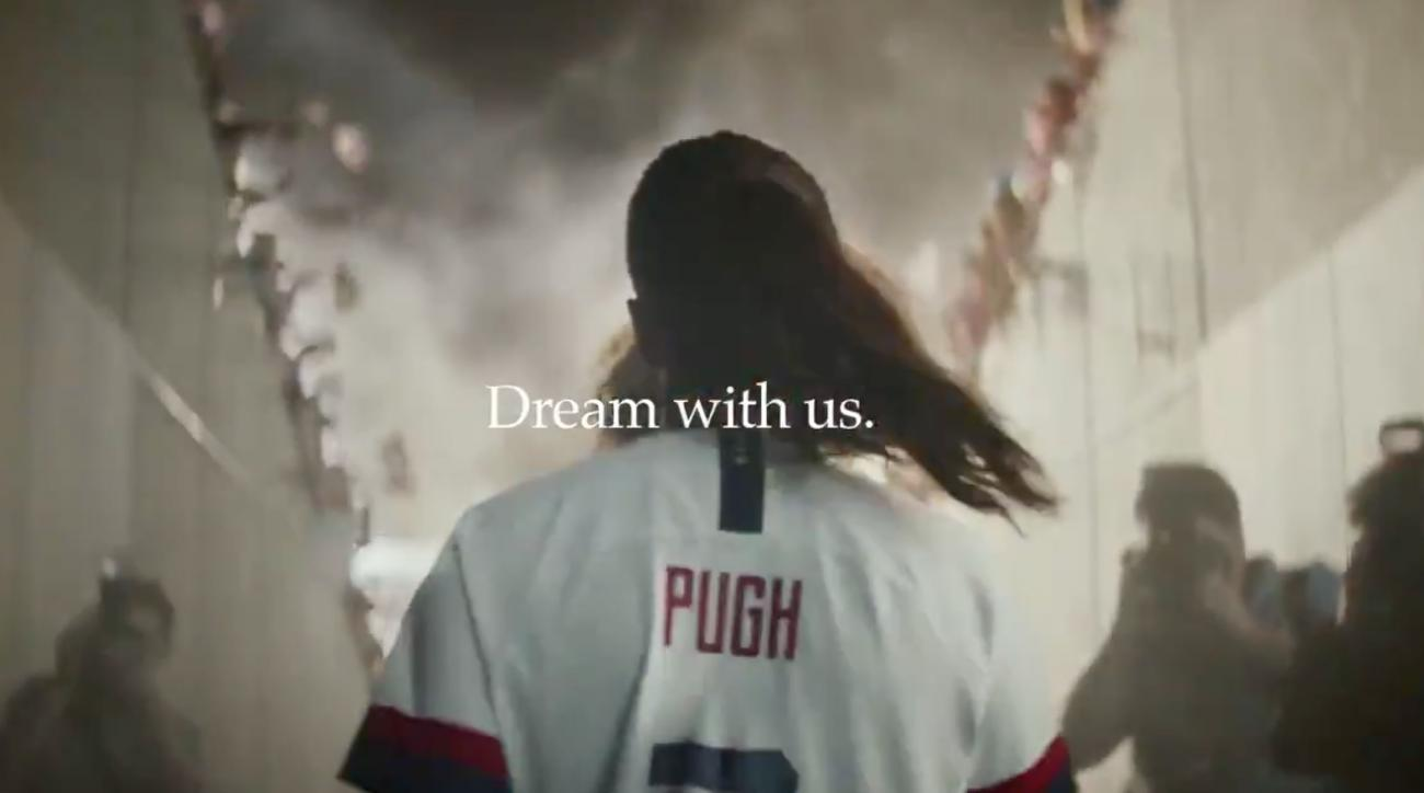 db74b95571e USWNT, WNBA stars featured in new Nike ad promoting women in sports (video)  | SI.com