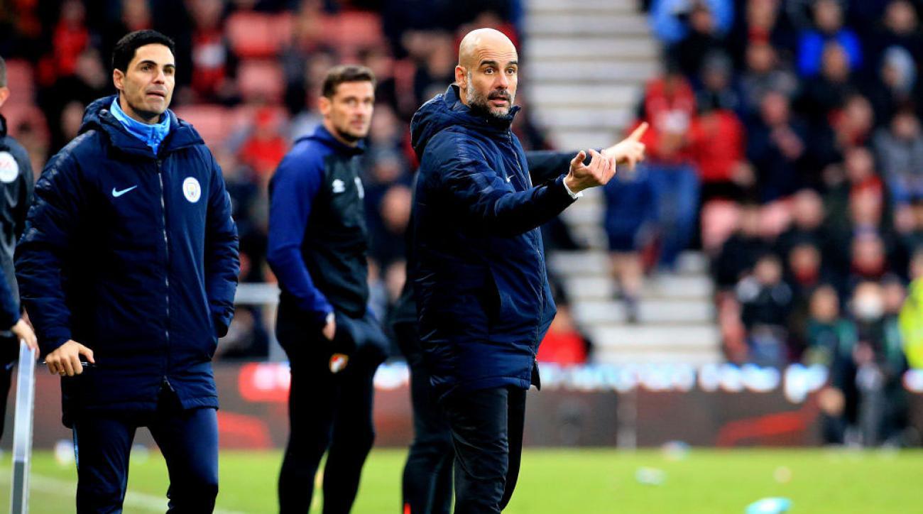 Report: Investigators Seek Man City's Ban From Champions League