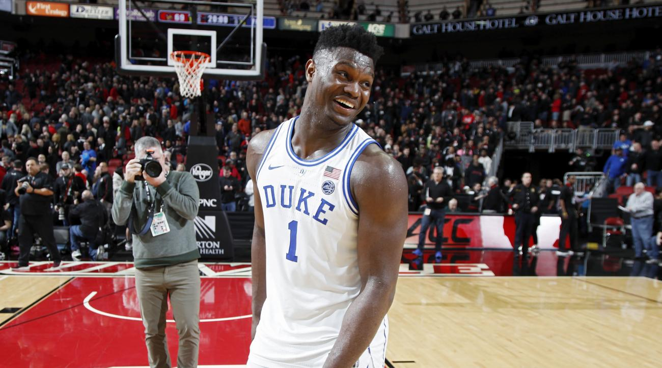 a8027912b79 NBA Draft Lottery Preview  Where Every Team Sits in the Zion Williamson  Sweepstakes