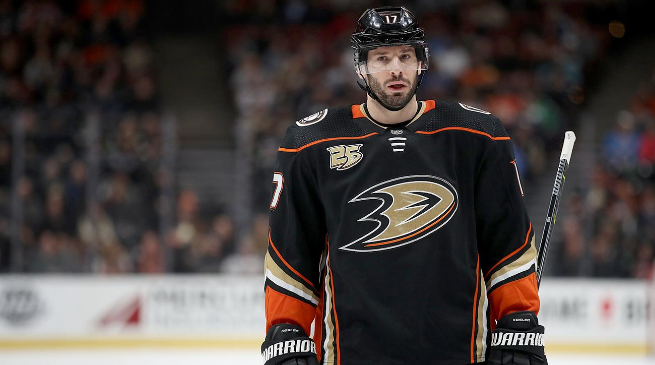Ducks' Ryan Kesler Expected to Miss Upcoming Season After Surgery