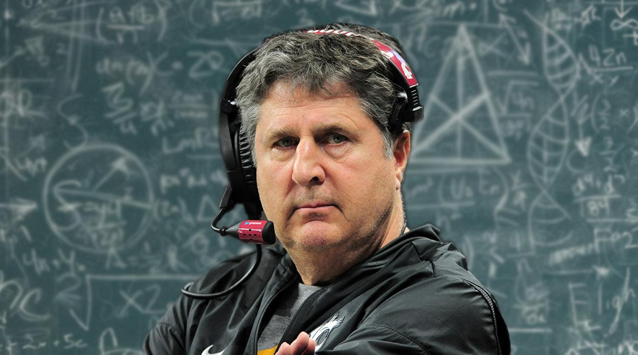 Mike Leach: Washington State coach on Insurgent Warfare class