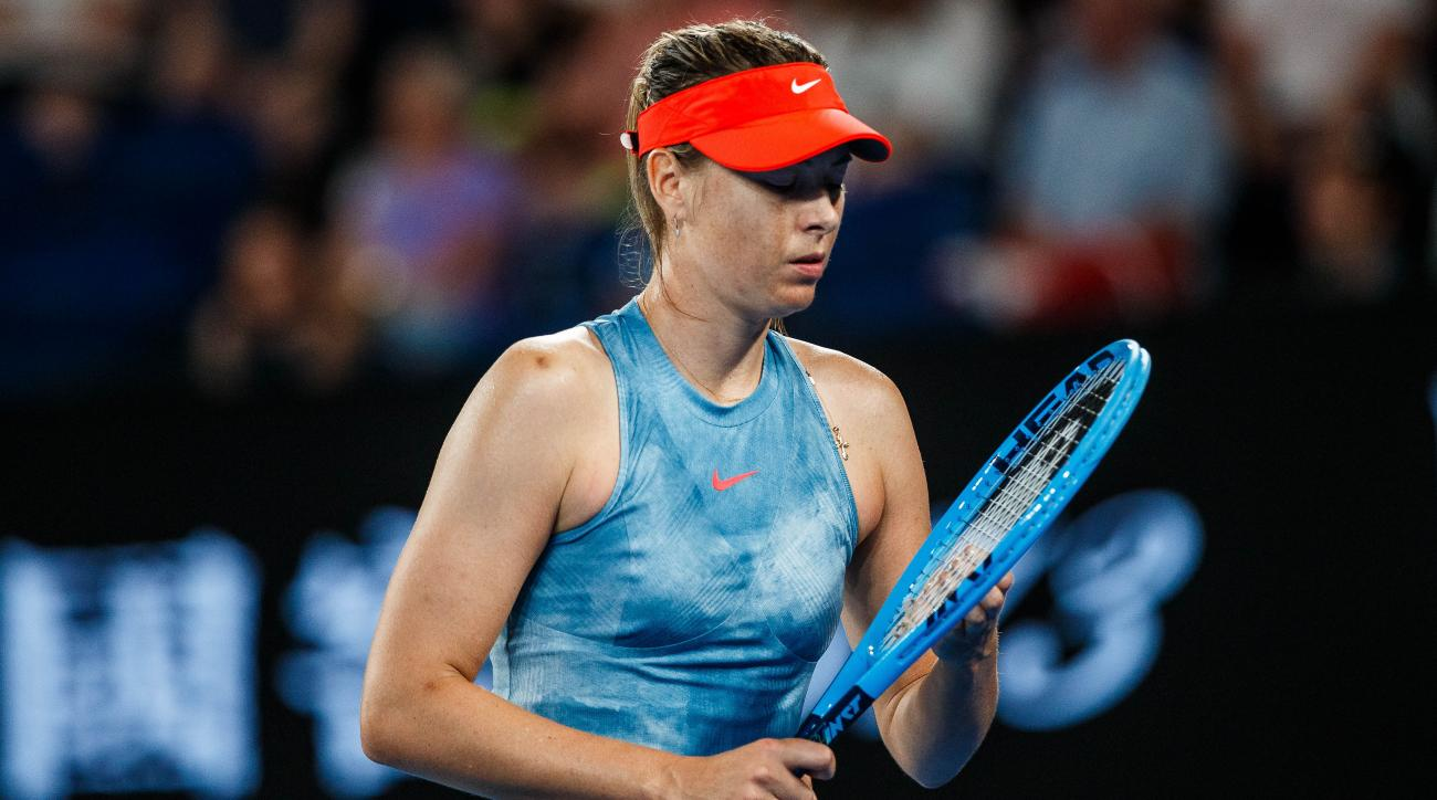 TENNIS: JAN 18 Australian Open
