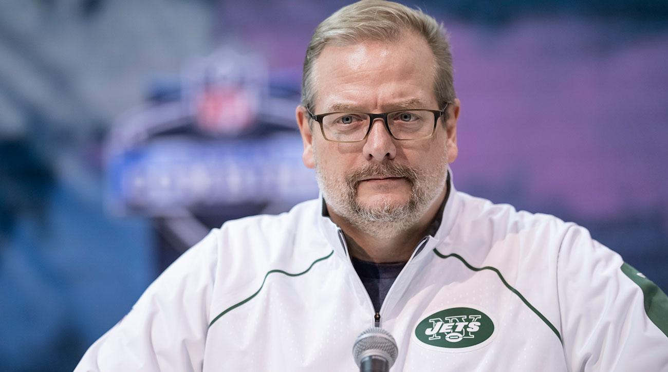 Jets Fire General Manager Mike Maccagnan, Name Adam Gase Interim GM