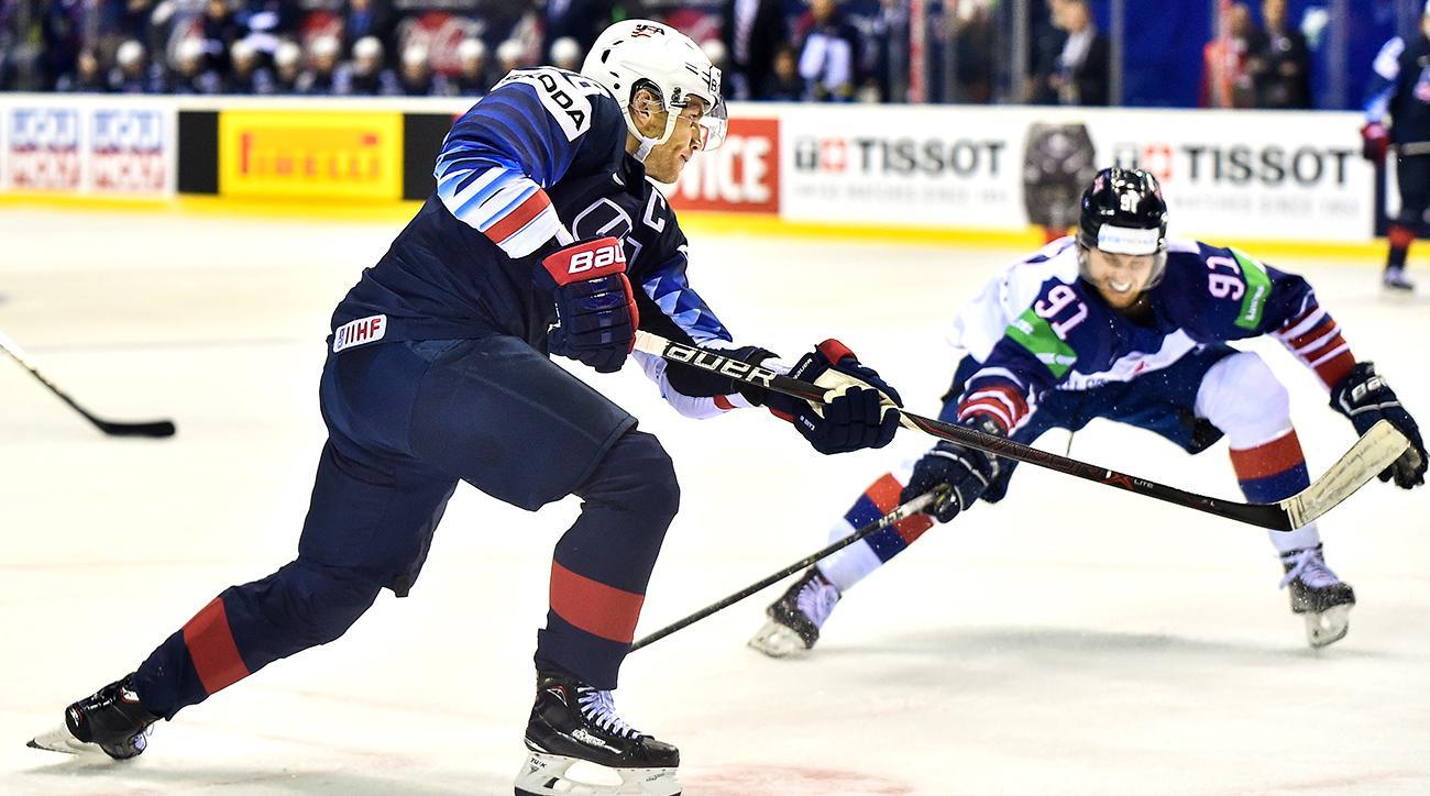 United States v Great Britain: Group A - 2019 IIHF Ice Hockey World Championship Slovakia