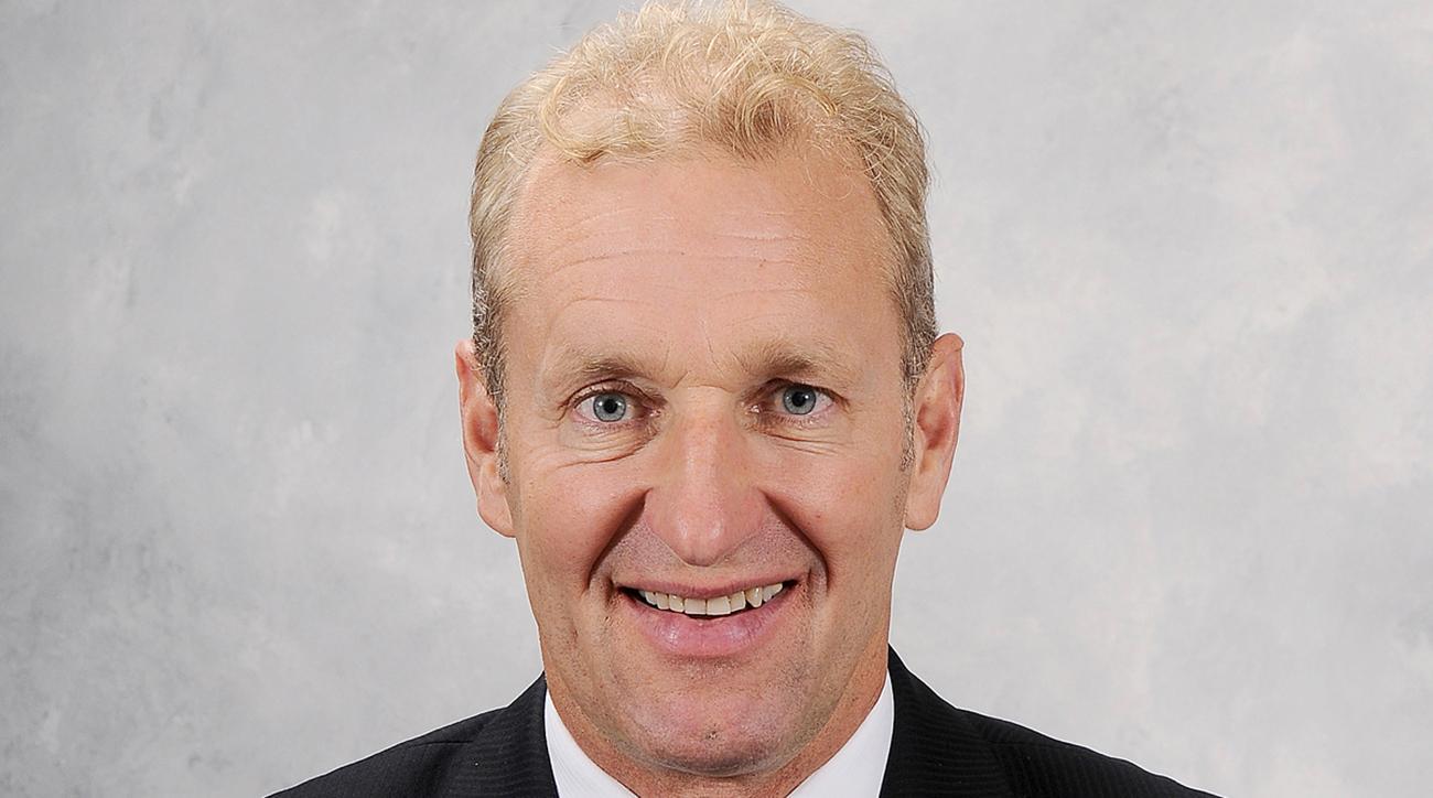 Sabres coach Ralph Krueger
