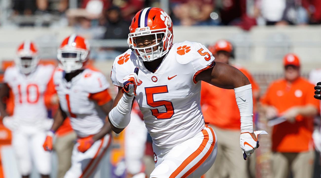 Shaq Smith: Clemson Tigers linebacker seeks transfer