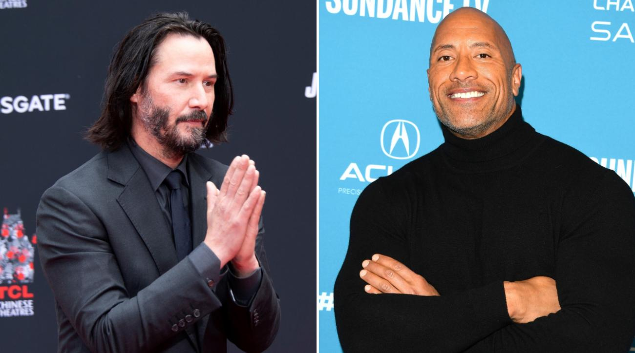 WWE wrestling news: MITB preview; Keanu Reeves on The Rock's acting