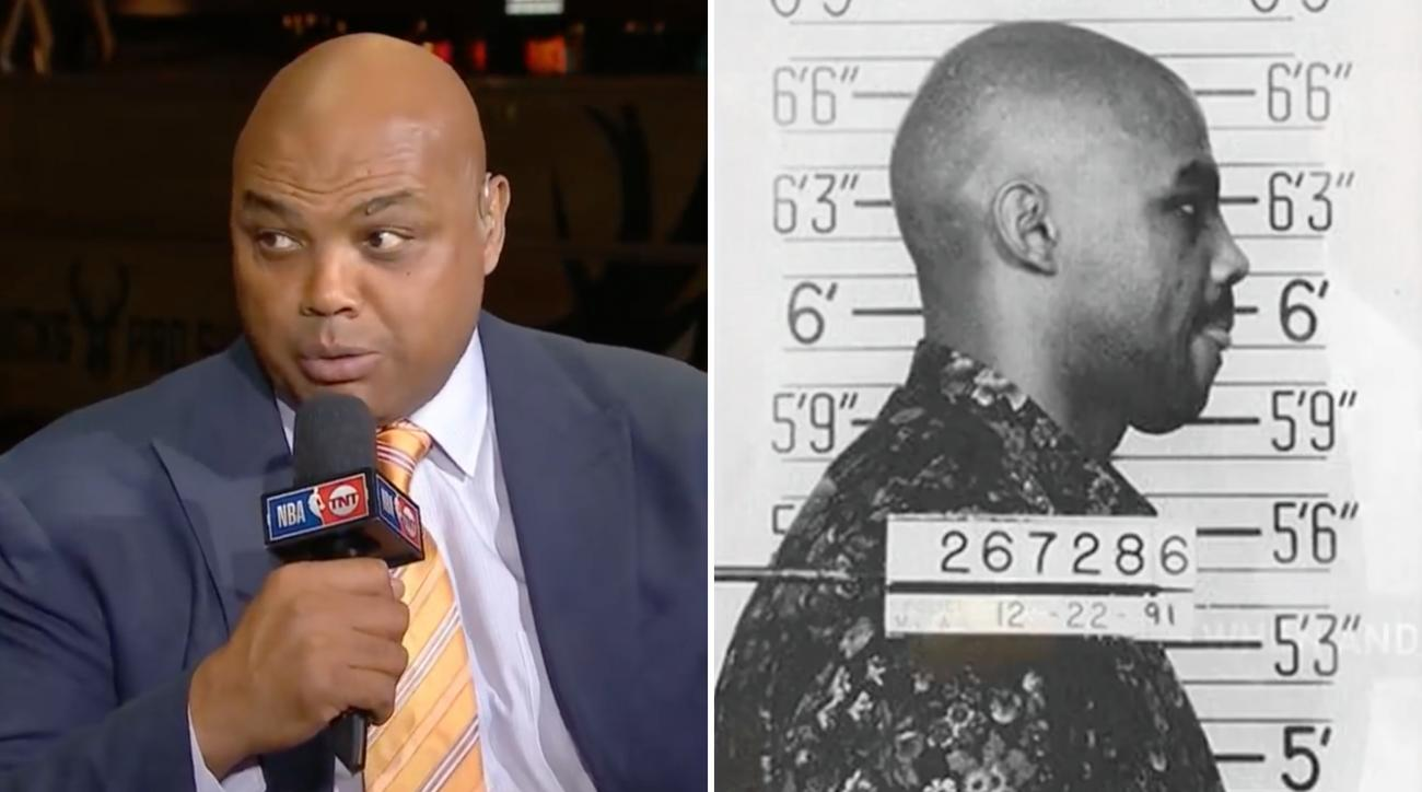 Charles Barkley shares story of Milwaukee fight arrest (video)