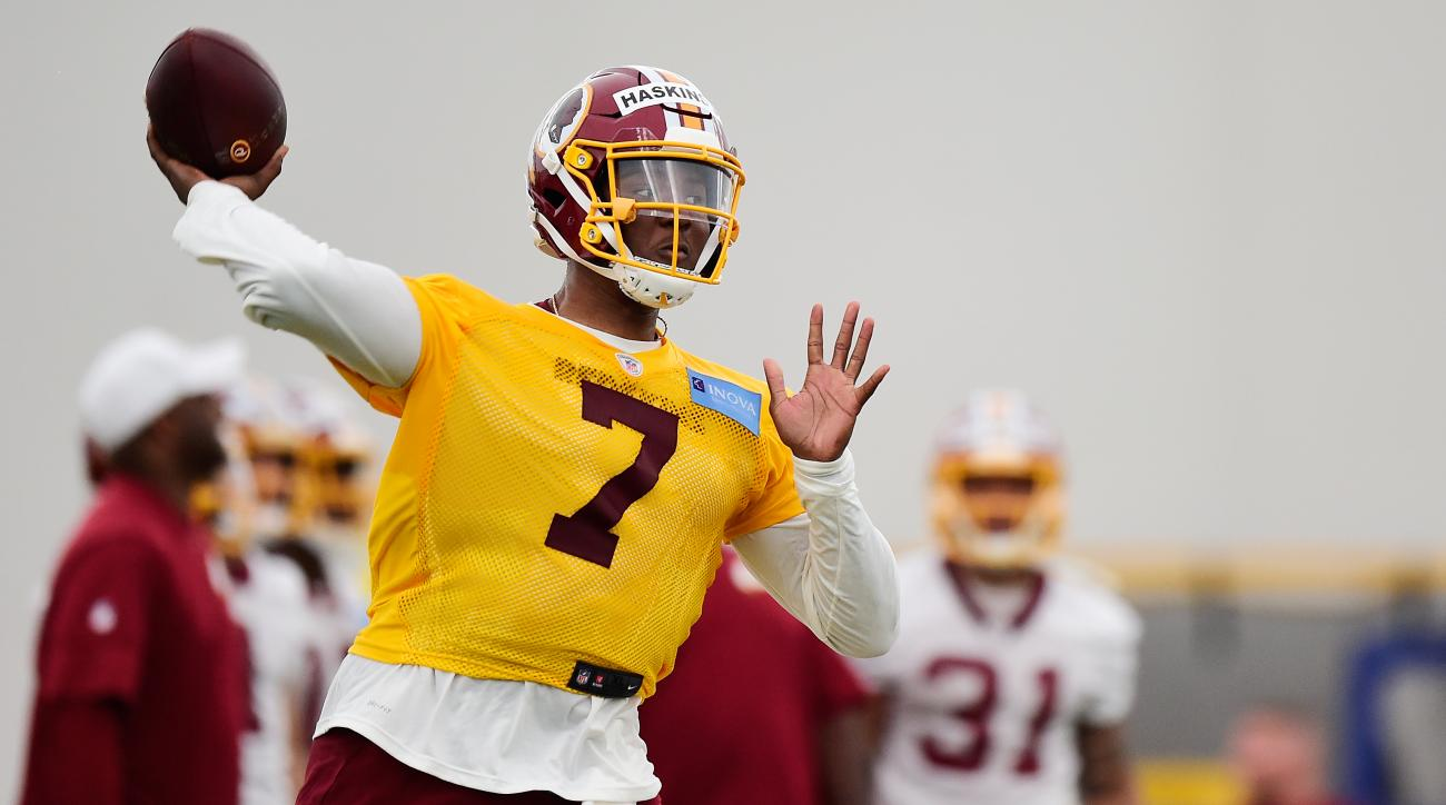 Landon Collins: Redskins 'Stole the Best Quarterback' in Draft With Dwayne Haskins Pick