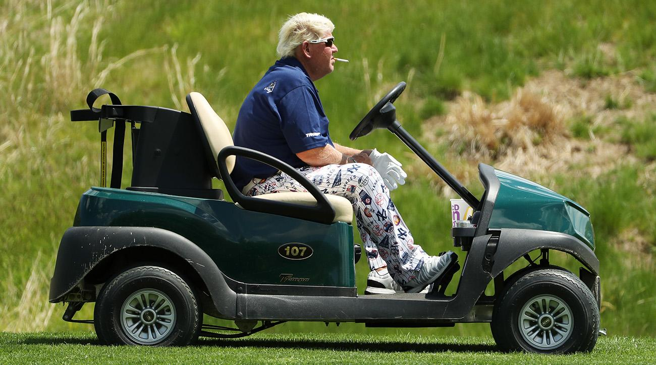 The Spectacle of John Daly Overshadows the Truth About John Daly