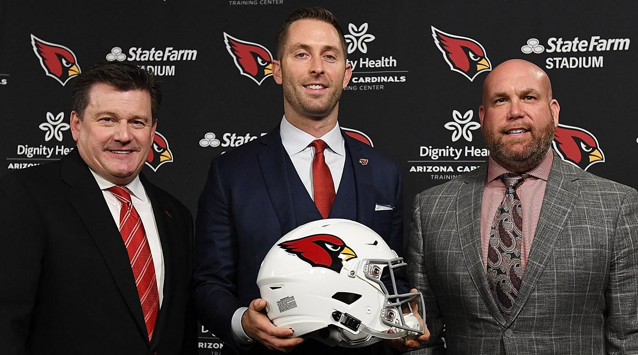 Kliff Kingsbury, Arizona Cardinals head coach
