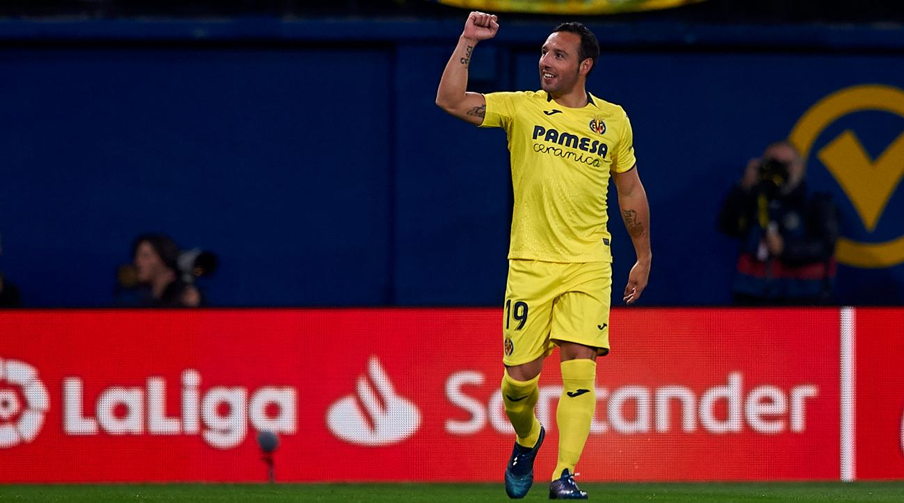 Santi Cazorla Completes Storybook Return to Spain National Team