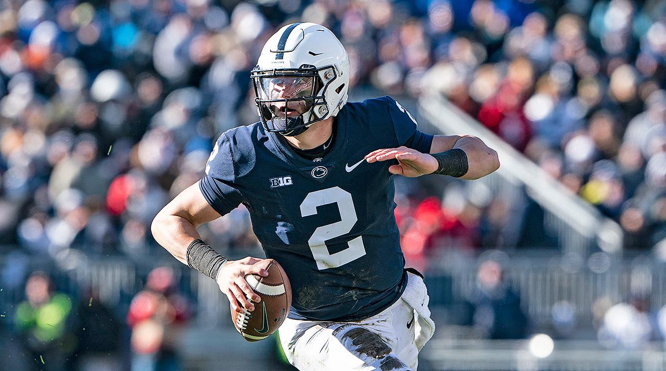 Penn State QB Tommy Stevens Transfers to Mississippi State