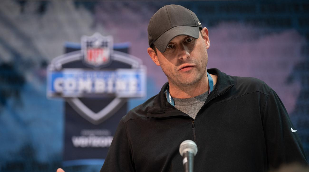 Report: Adam Gase Will 'Hand Pick' Jets GM After Mike Maccagnan Firing