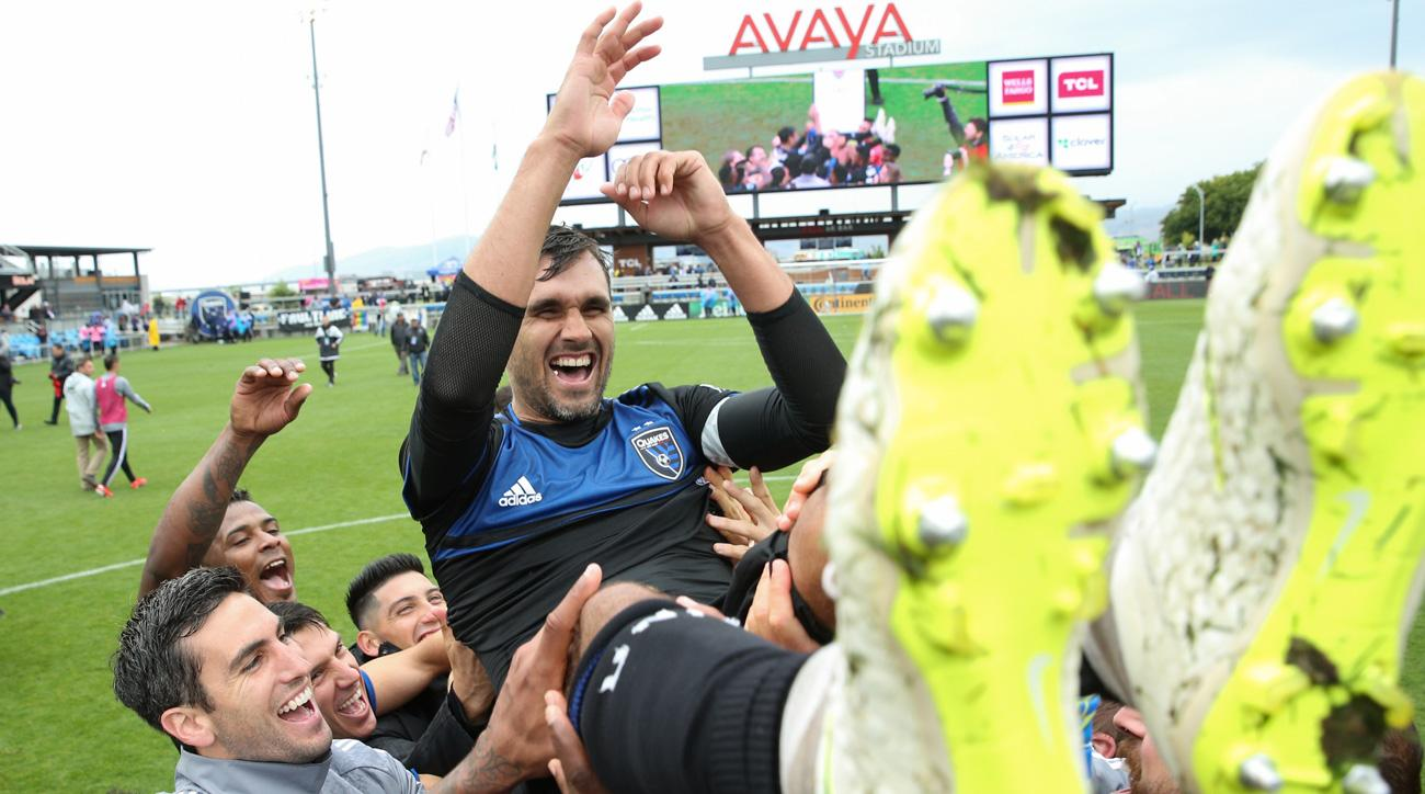 Chris Wondolowski is the new all-time scoring king in MLS