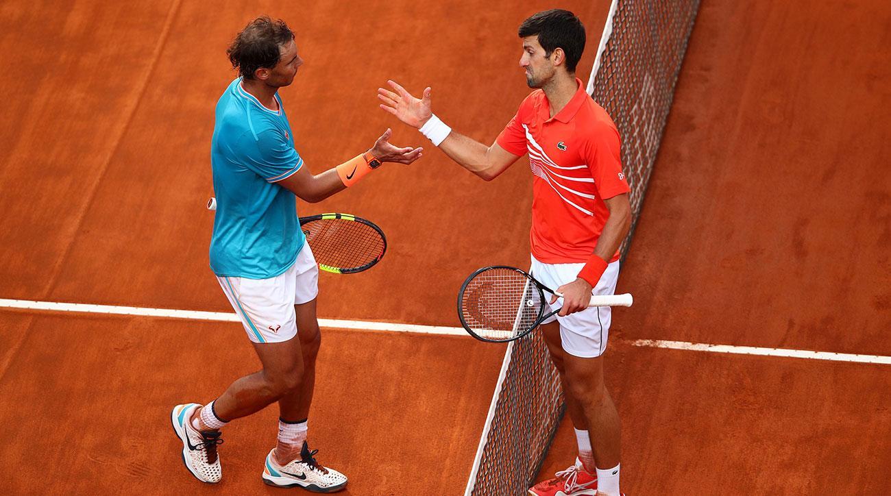 Rafael Nadal Beats Novak Djokovic for Ninth Italian Open Title