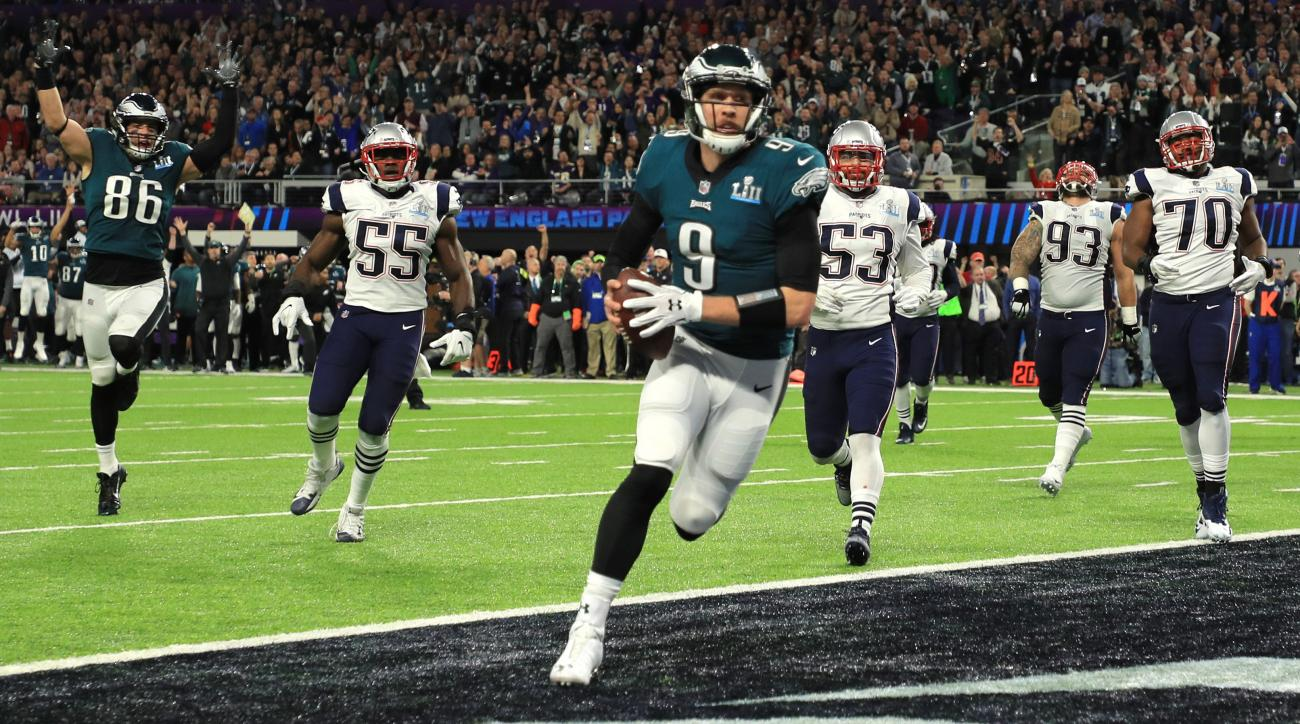 Eagles' Philly Special to be Featured on EA Sports' Madden NFL 20