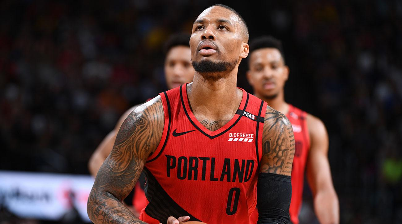 Report: Damian Lillard, Trail Blazers Expected to Reach Four-Year, $191 Million Supermax Extension