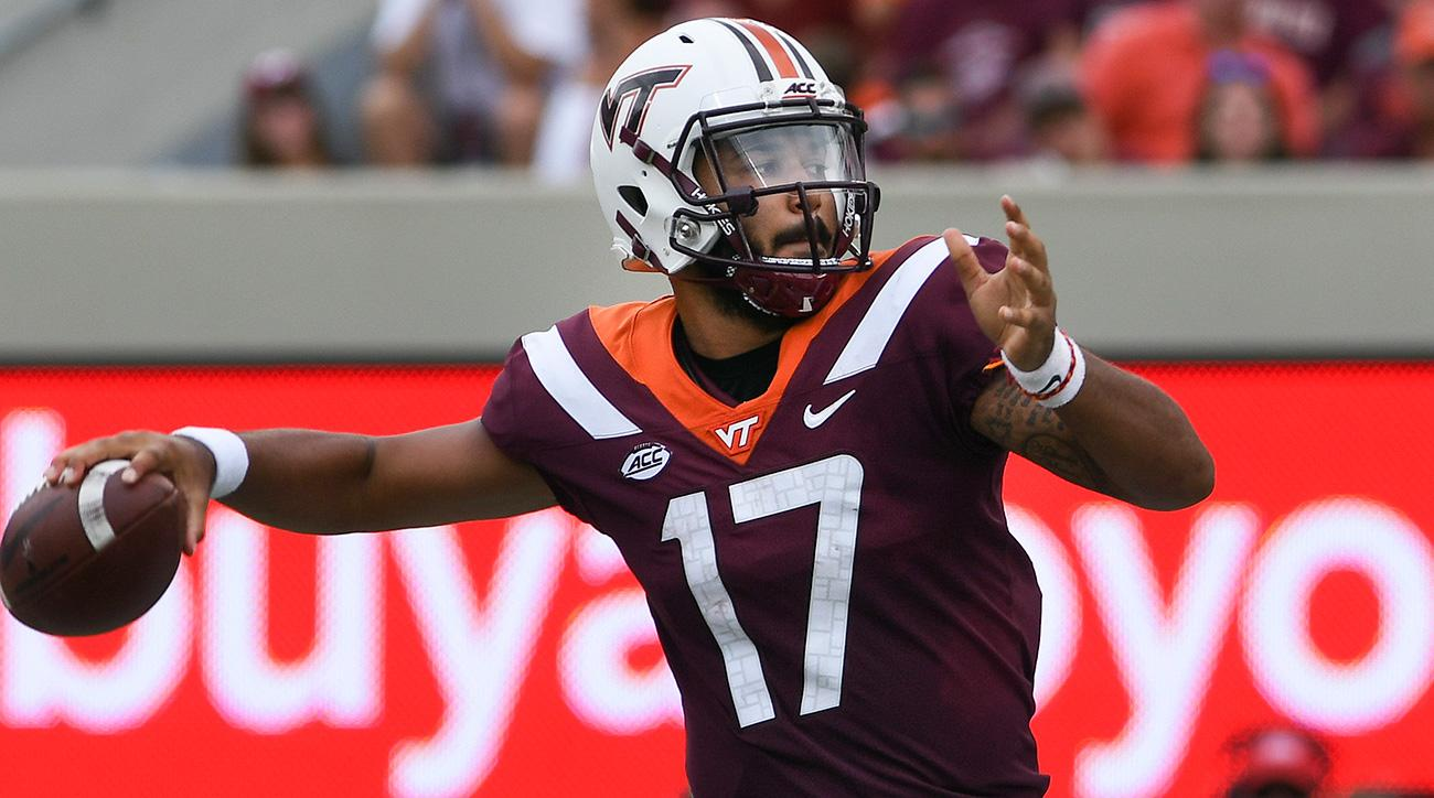 Josh Jackson: Virginia Tech QB transfers to Maryland