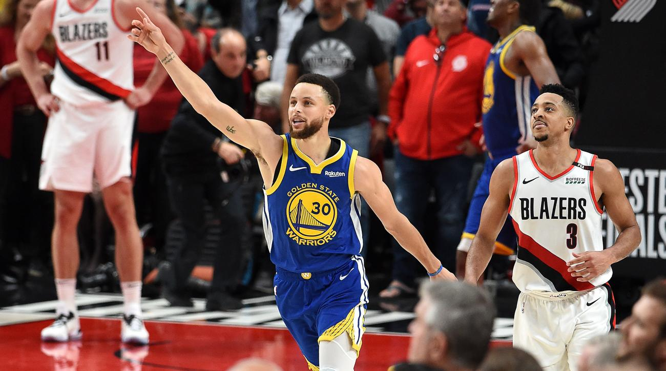 En Route to Fifth Straight Finals, Warriors Show They're the Greatest Comeback Team in NBA History