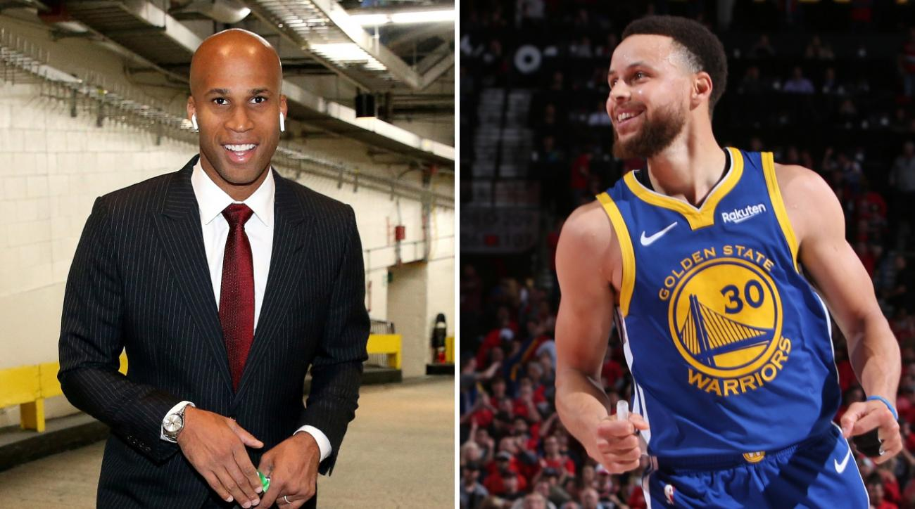 Warriors in fifth NBA Finals: Richard Jefferson tweets show why