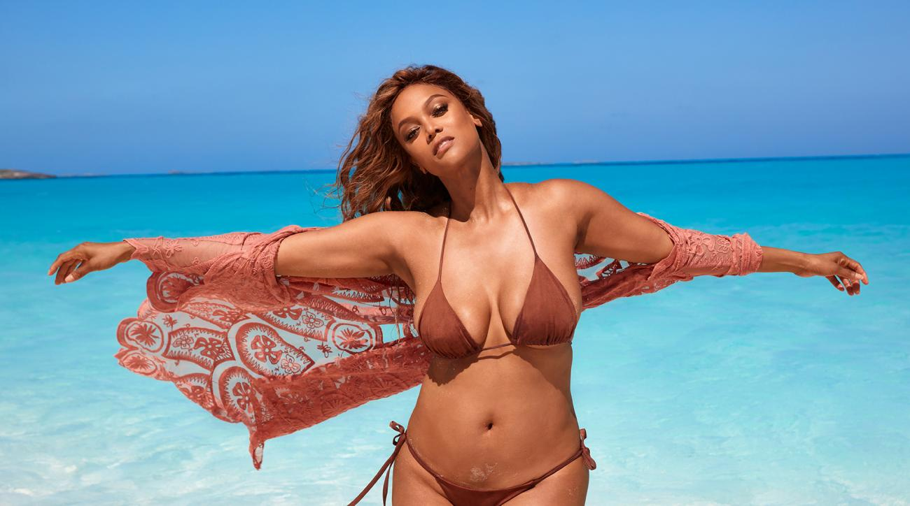 Here Are Just a Few of the Reasons Why We Love SI Swimsuit Legend Tyra Banks