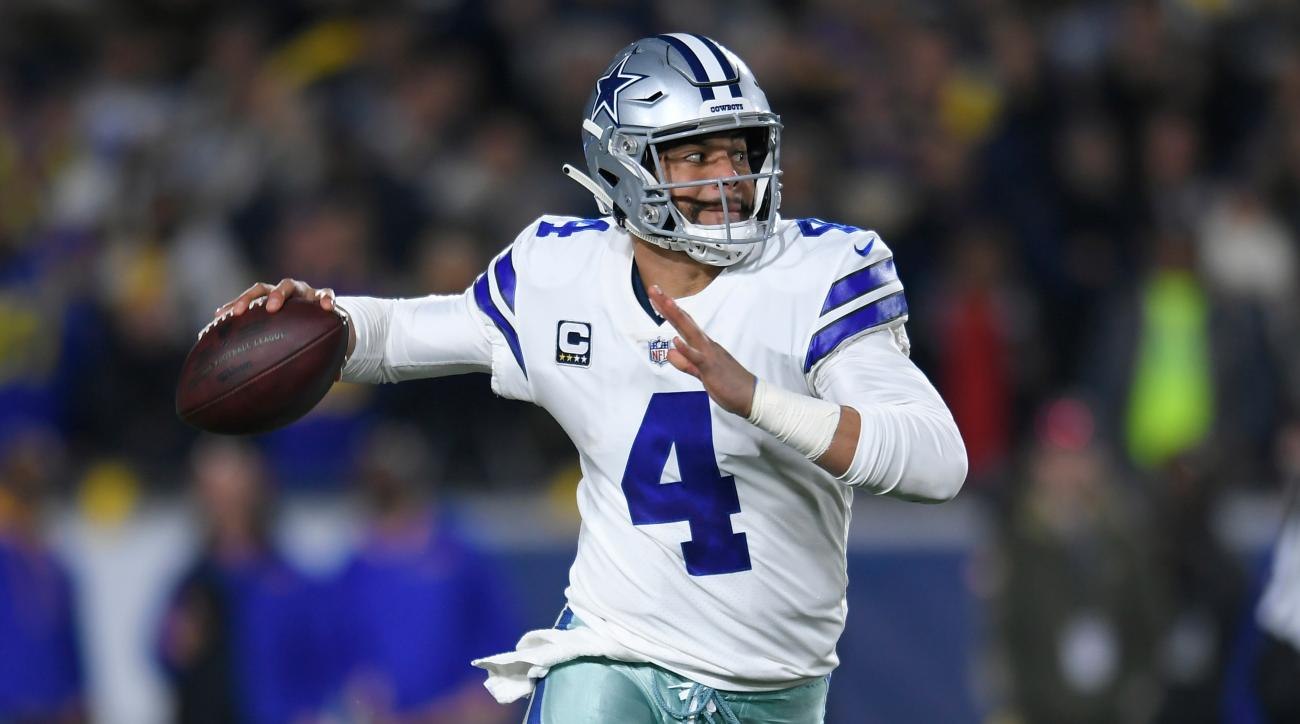 9a38ff62c Dak Prescott contract extension: Jerry Jones says Cowboys nearing deal |  SI.com