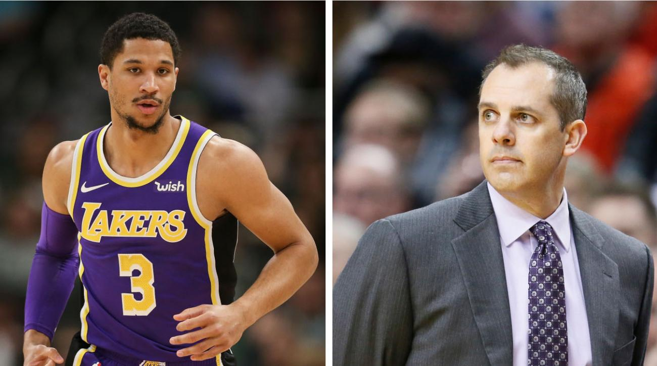 Josh Hart Talks Down on Analytics and Inadvertently Shades New Lakers Coach Frank Vogel