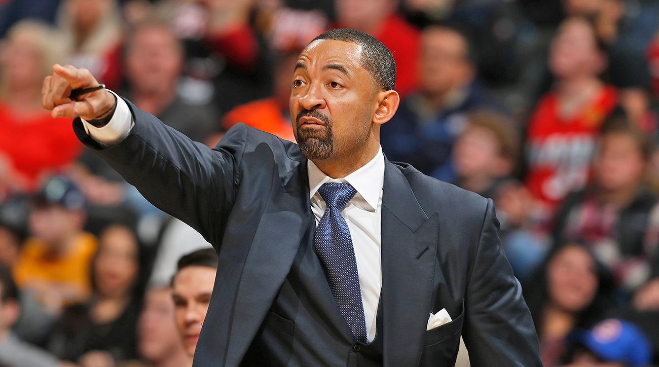 Michigan basketball hires Juwan Howard head coach replace John Beilein