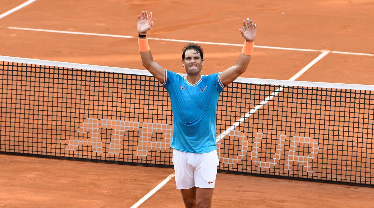 Rafael Nadal Rome Masters mailbag