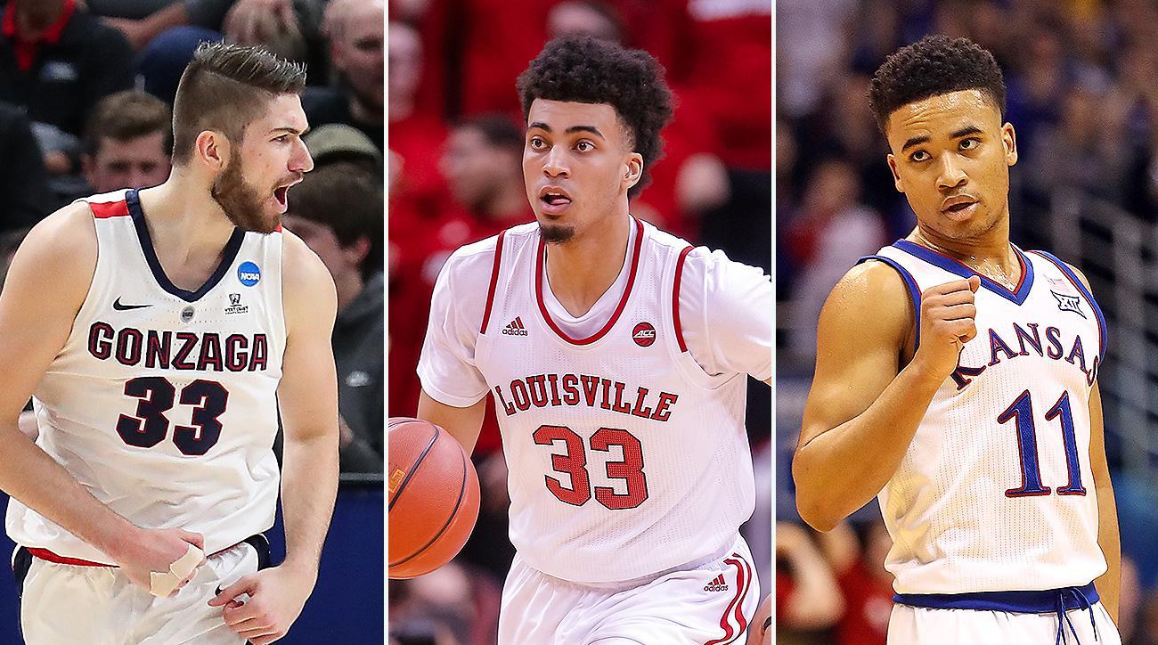 NBA draft 2019 decisions Kentucky Kansas Louisville Virginia