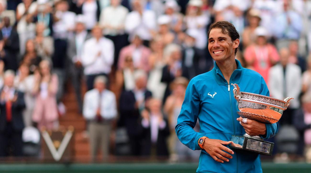 2019 French Open Odds: Rafael Nadal, Simona Halep Favorites at Roland Garros