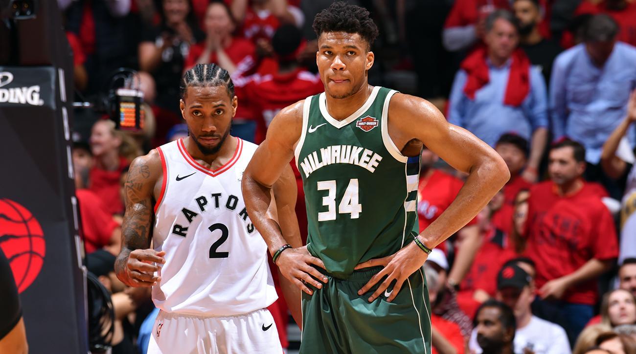837256841a 2019 NBA Playoffs: Where Bucks-Raptors stands as we approach Game 5 ...