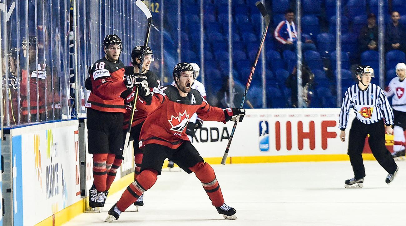 Canada v Switzerland: Quarter Final - 2019 IIHF Ice Hockey World Championship Slovakia