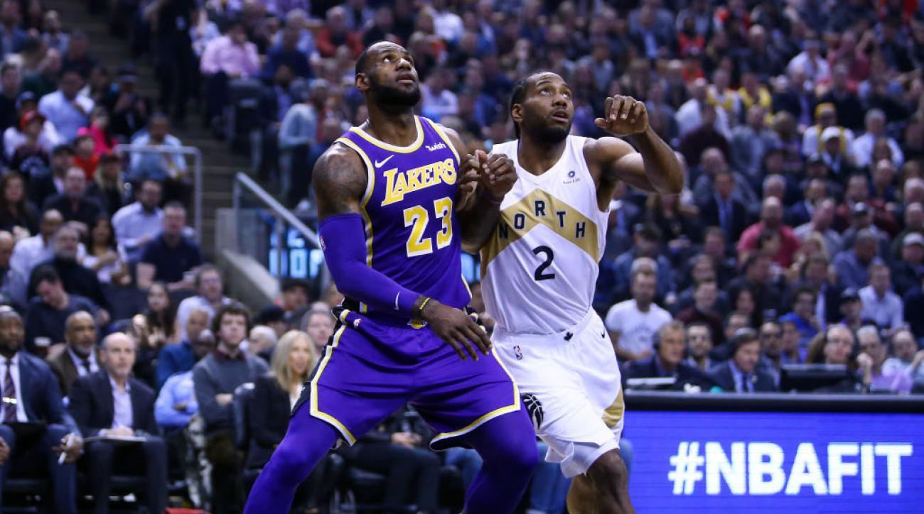 NBA Rumors: LeBron James Meets With Kawhi Leonard, Jimmy Butler Ahead of Free Agency