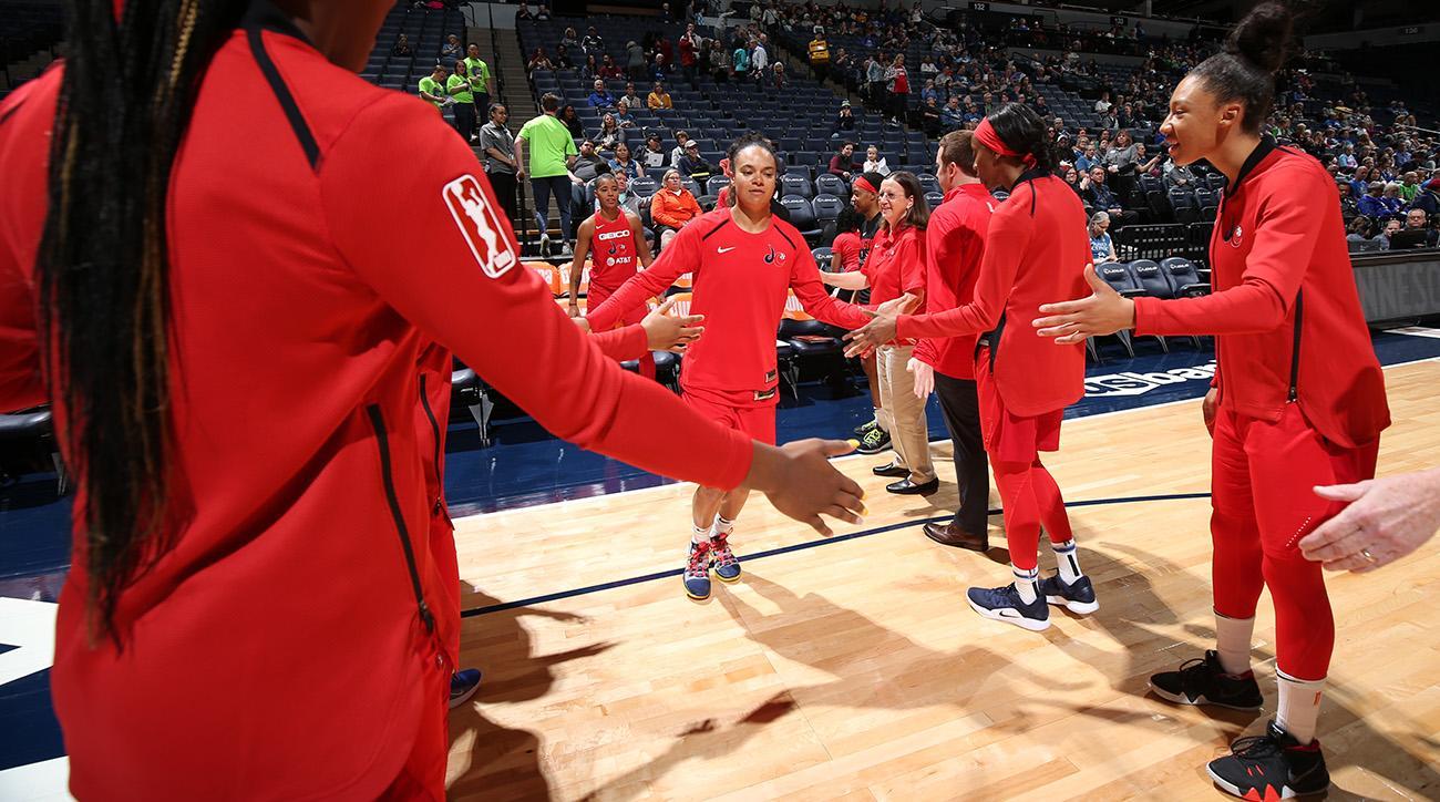 Washington Mystics v Minnesota Lynx