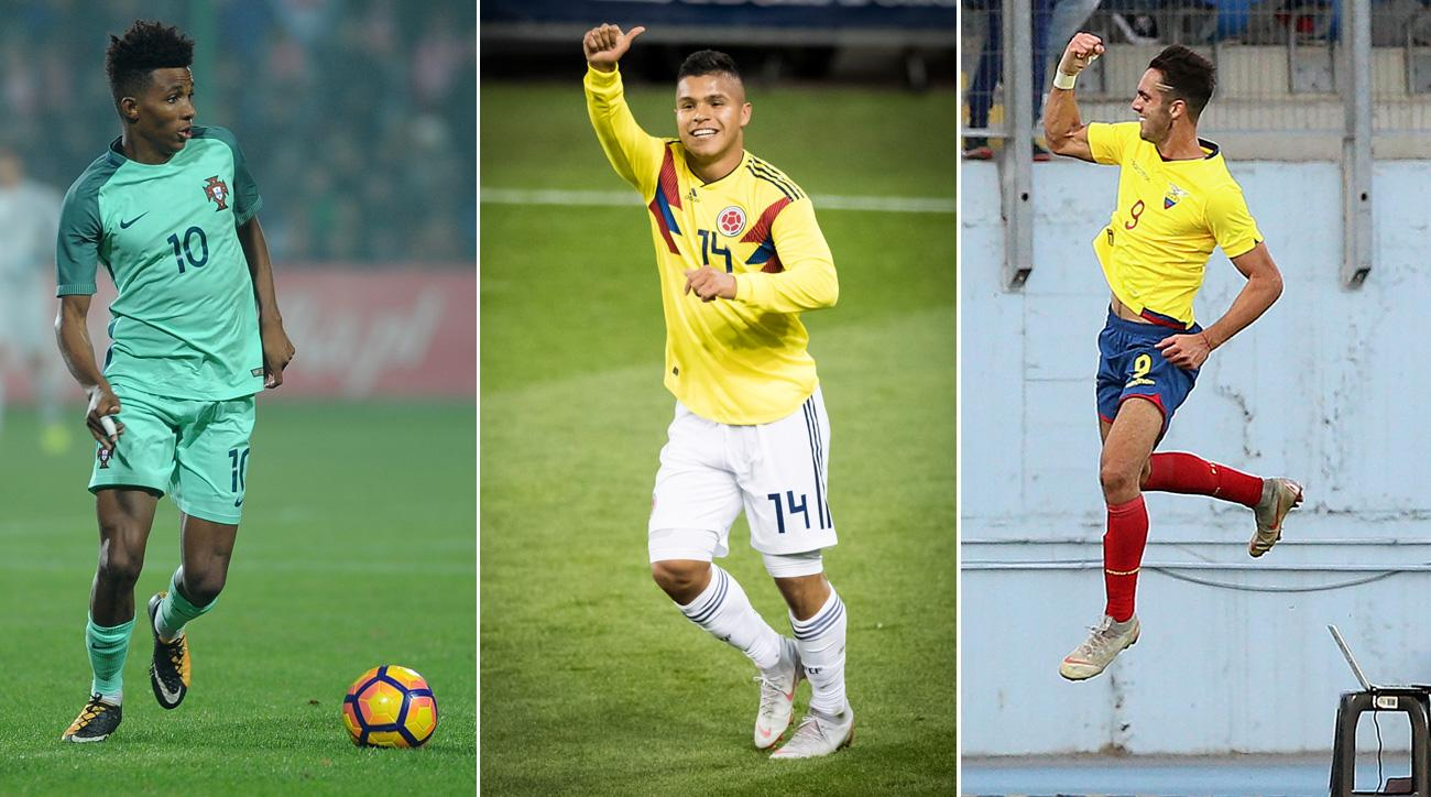 40584b91d93 2019 U20 World Cup's top prospects, rising stars to watch | SI.com