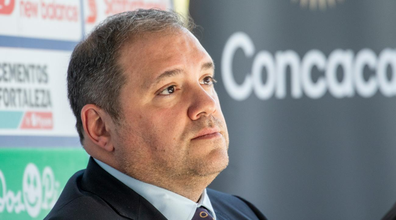 Concacaf president Victor Montagliani