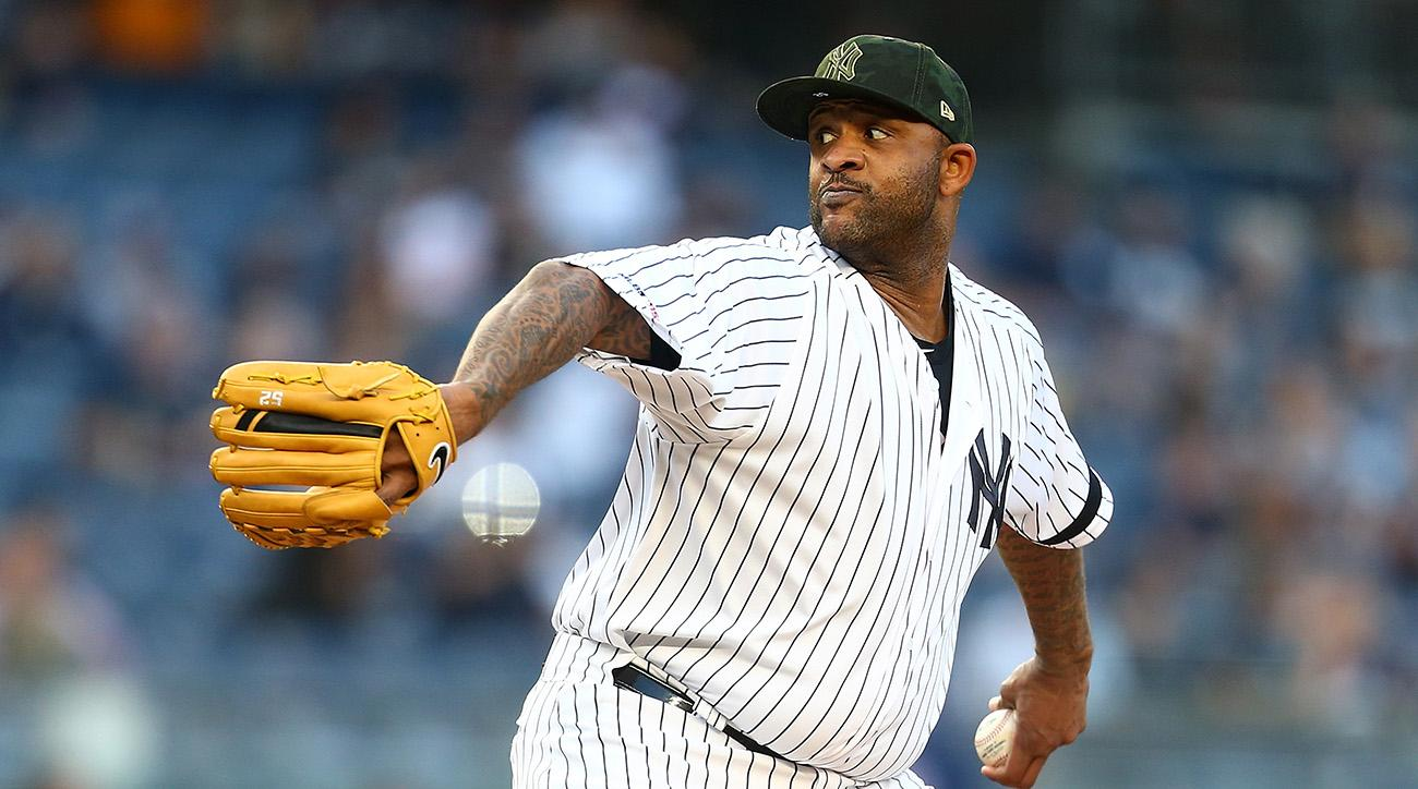 Yankees Injury Problems Continue, Place Pitcher CC Sabathia on 10-Day IL